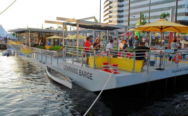 Final Report | The Learning Barge: Environmental + Cultural