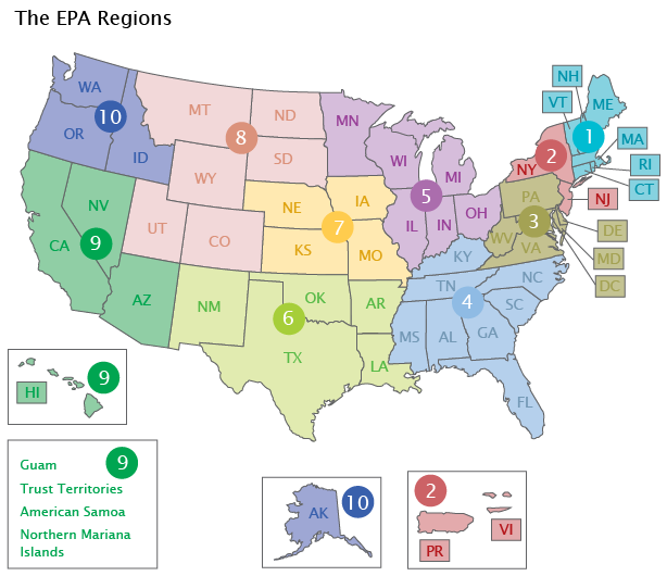 ROE Home Report On The Environment ROE US EPA - Urbanization map us