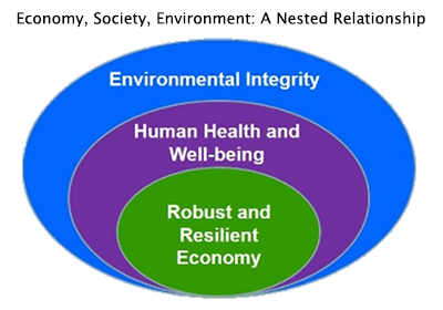 Roe home report on the environment roe us epa in practice sustainability refers to efforts to align economic development with environmental protection and human well being ccuart Gallery